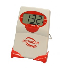 Swingspeed radar with tempo timer