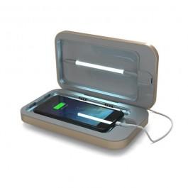 Phonesoap Wireless gunmetal